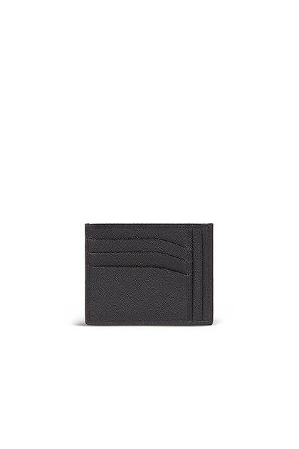 ITALIAN-STYLE CREDIT CARD HOLDER, Nero, medium